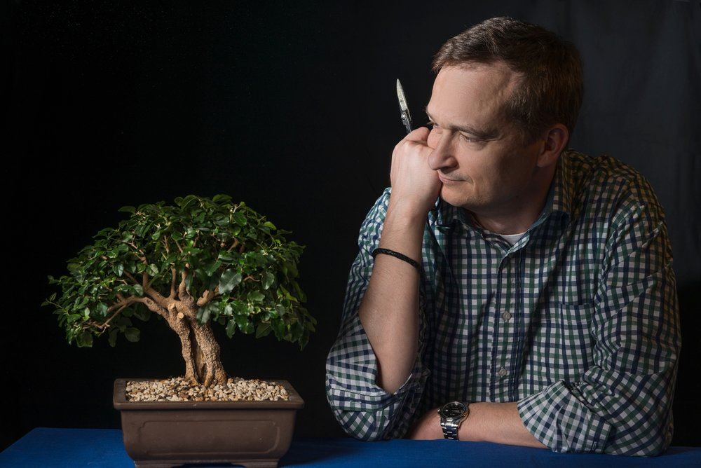 bonsai trainer