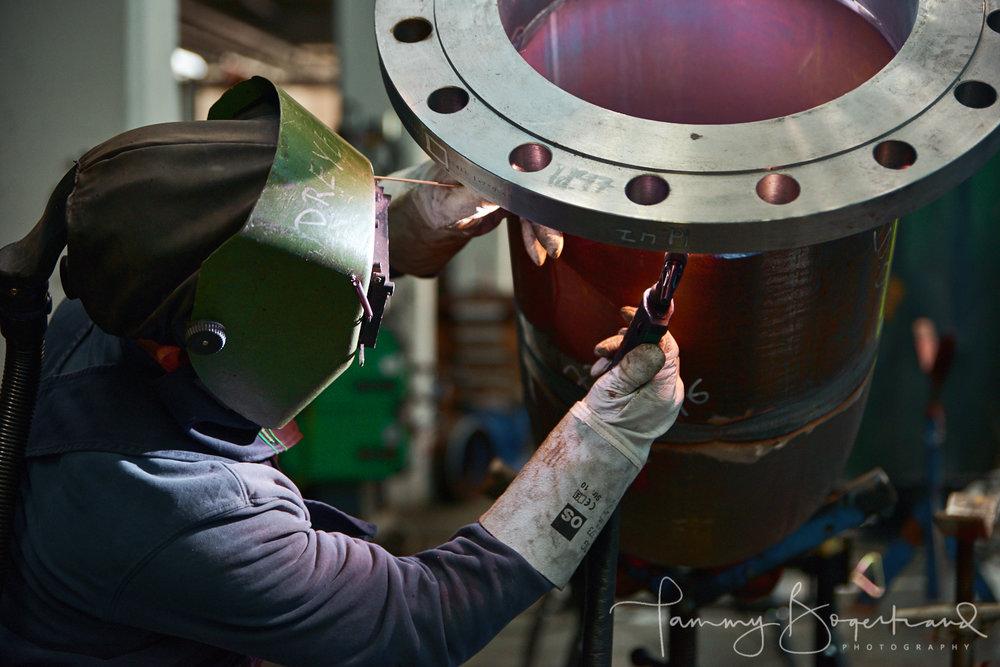 Erhverv & Miljø - Billeder fra erhvervslevet, håndværkerlevet, forskerlevet og levet på arbejdspladser generelt.