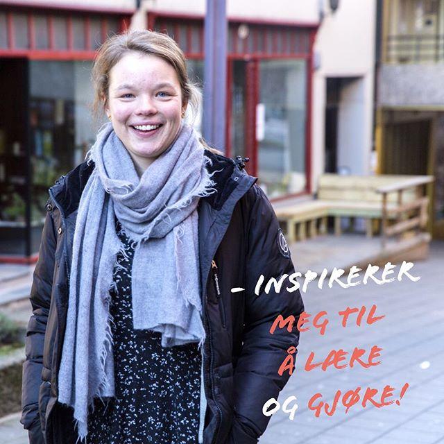 Det er gøy når en bok kan inspirere! Takk Henriette for fin feedback! 😍