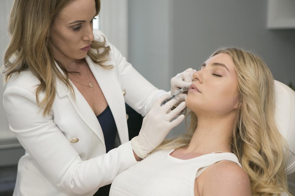 dermal filler injections by dr kate
