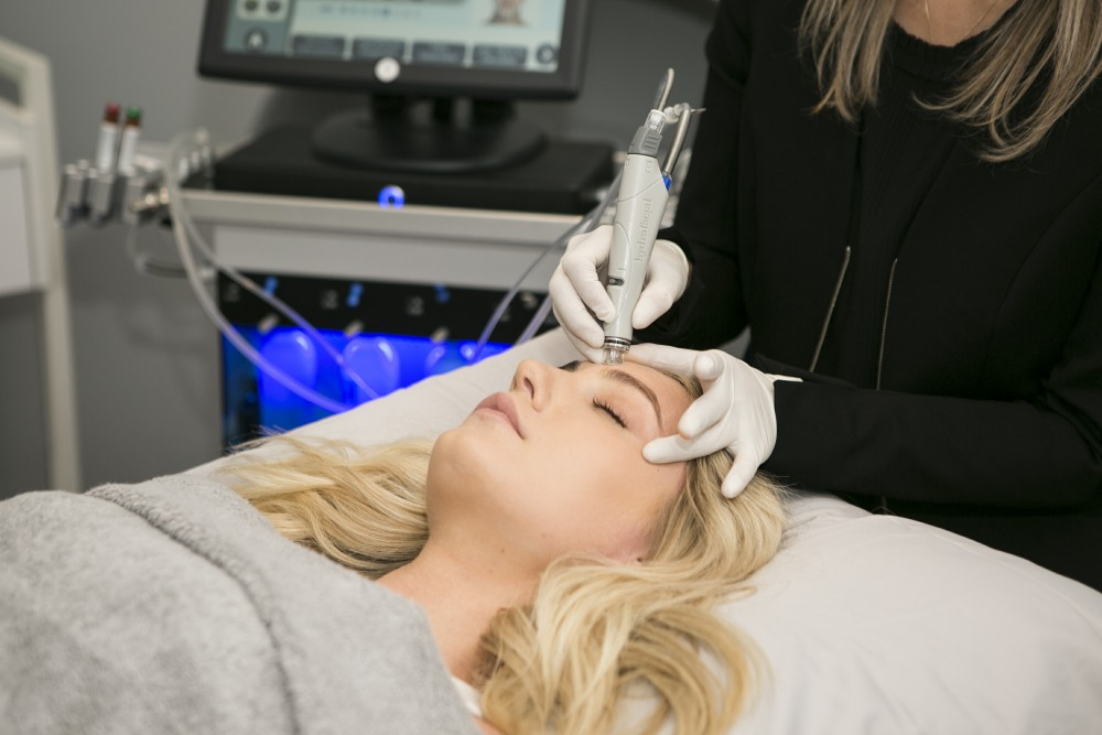 hydrafacial at Youth Lab in west perth