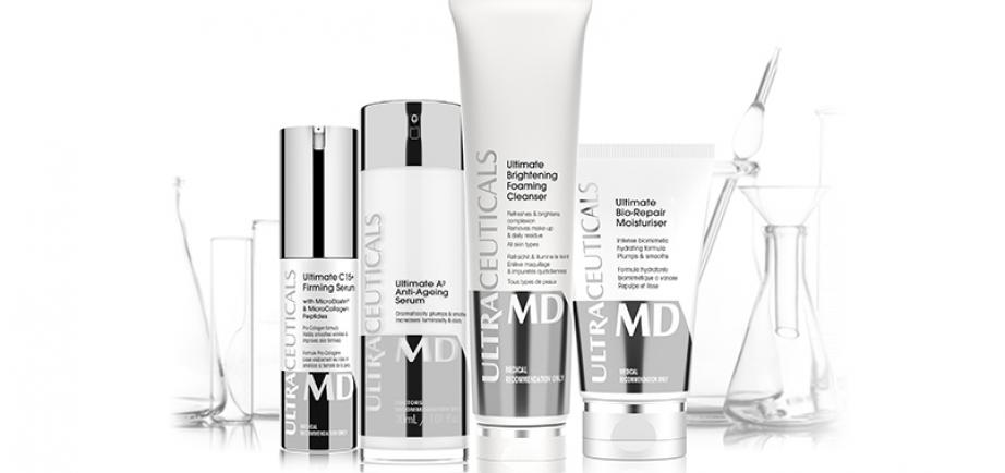 Begin Your Ultimate Skin Journey - Ultra MD Ultimate Brightening Cleanser