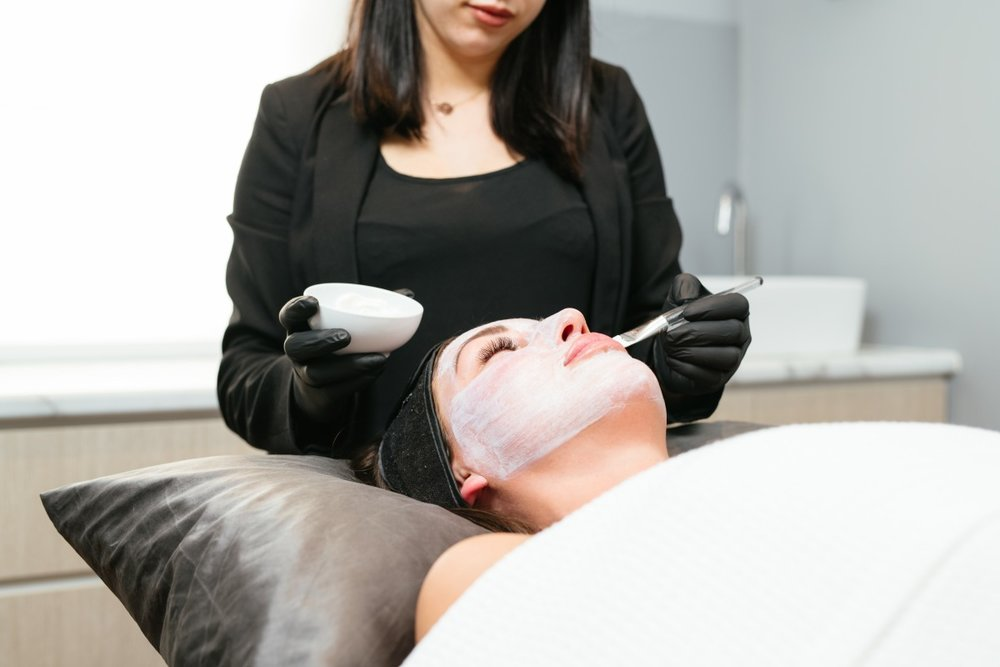 Peptide Mask - Collagen Peptide masks are well known for delivering a post treatment luminous glow after a single use, leaving your face looking instantly younger and radiant.What does it cost?The Peptide mask add on costs $50 (usually $89). Just ask your Dermal Therapist to add it on to your micro needling treatment.