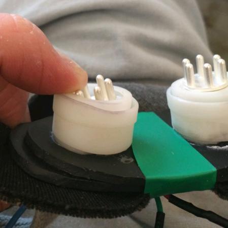 bending electrodes