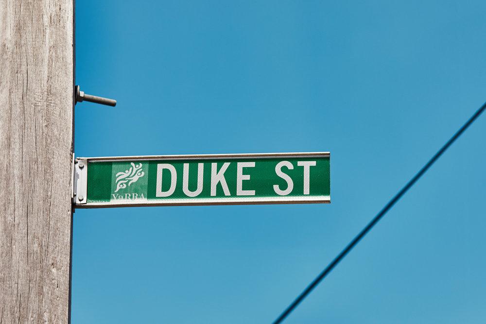 Photo's provided courtesy of Duke Street Block Party.