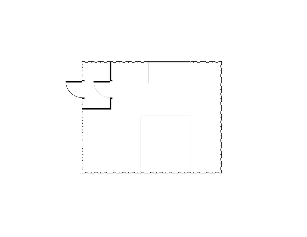 Building 8 Floor Plan