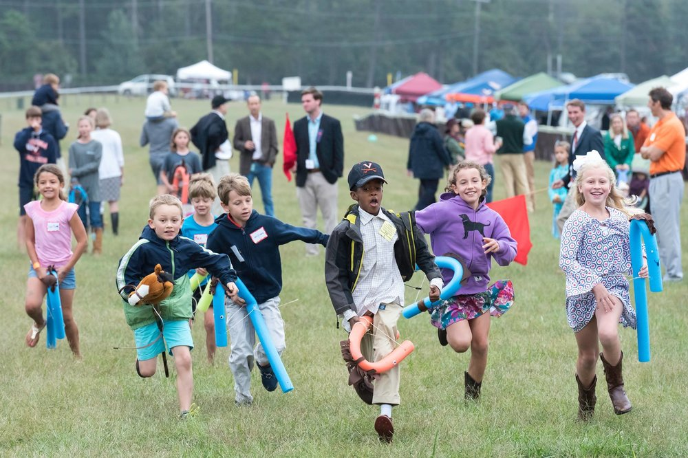 foxfield races kid races