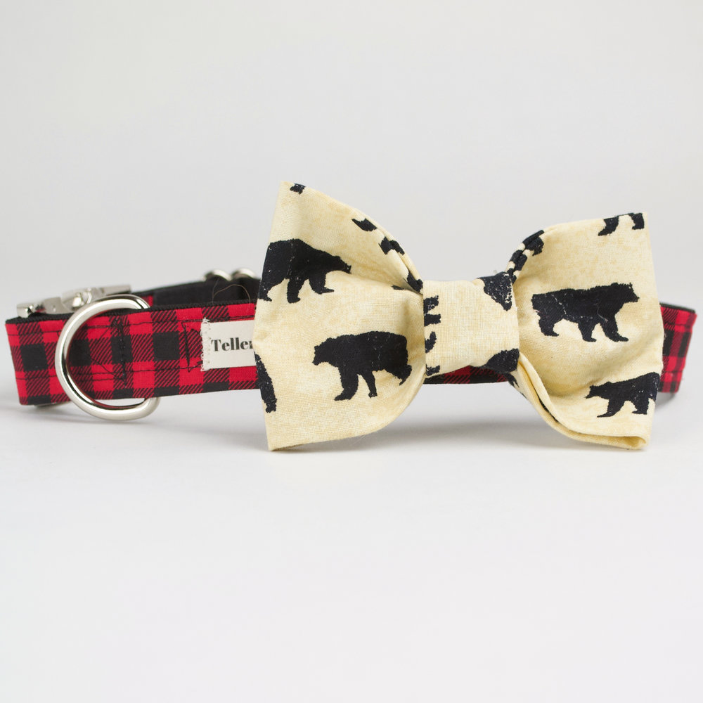Road trip ready with Black Bears & Buffalo Plaid