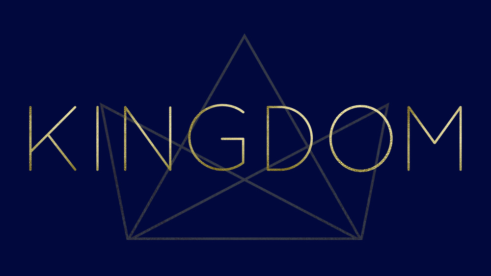Kingdom - Week 1: Kingdom / Matthew 3:1-3Week 2: Kingdom / Parable of the SowerWeek 3: Kingdom / Micah 5:2 and Matthew 6:9-13
