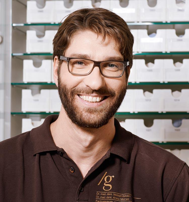 Kieferorthopäde Dr. Gülden