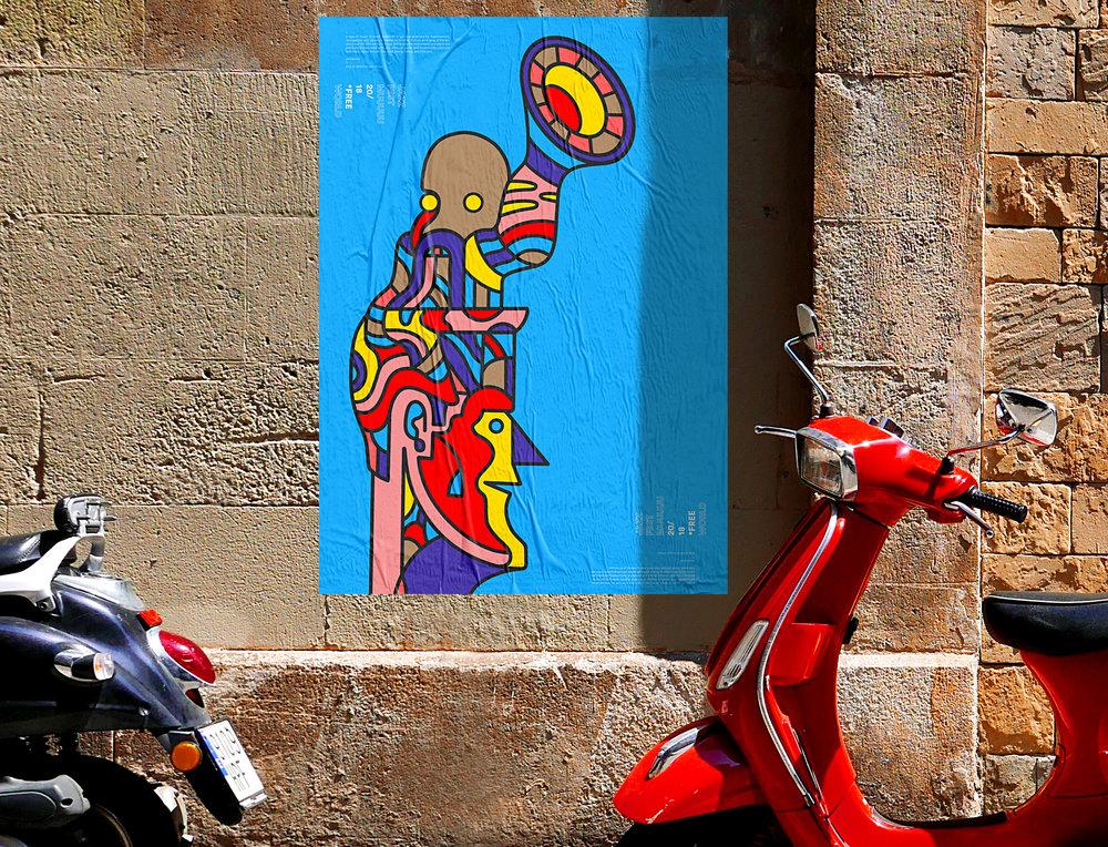 Barcelona Jazz Fest.
