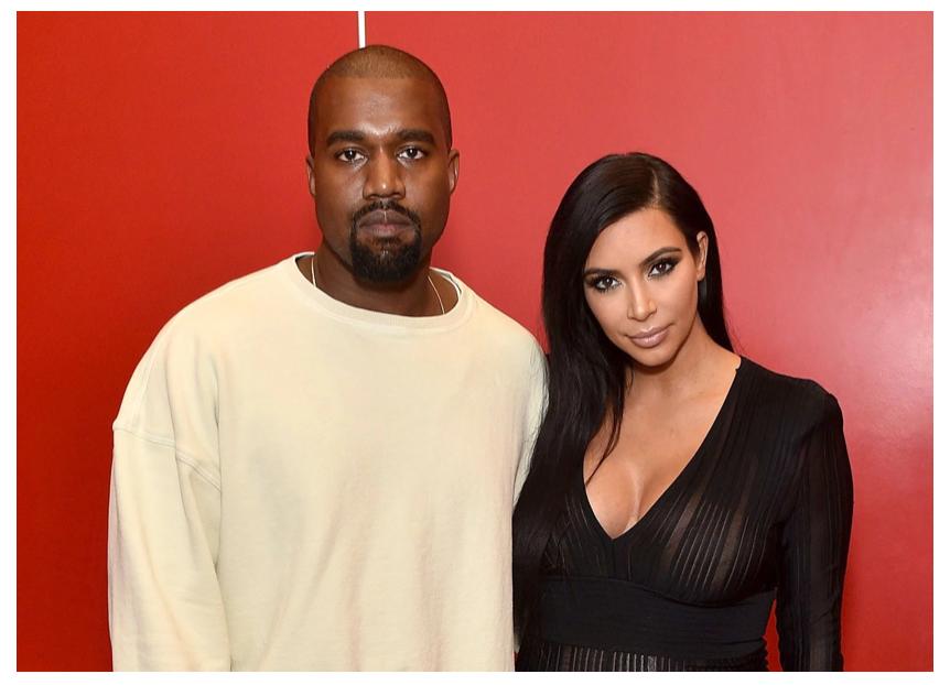 Kim and Kanye = influencers