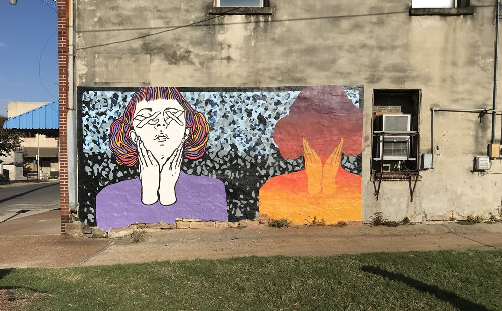 mural complete!