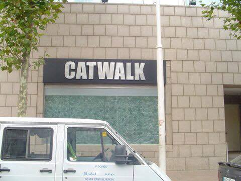 CATWALK -