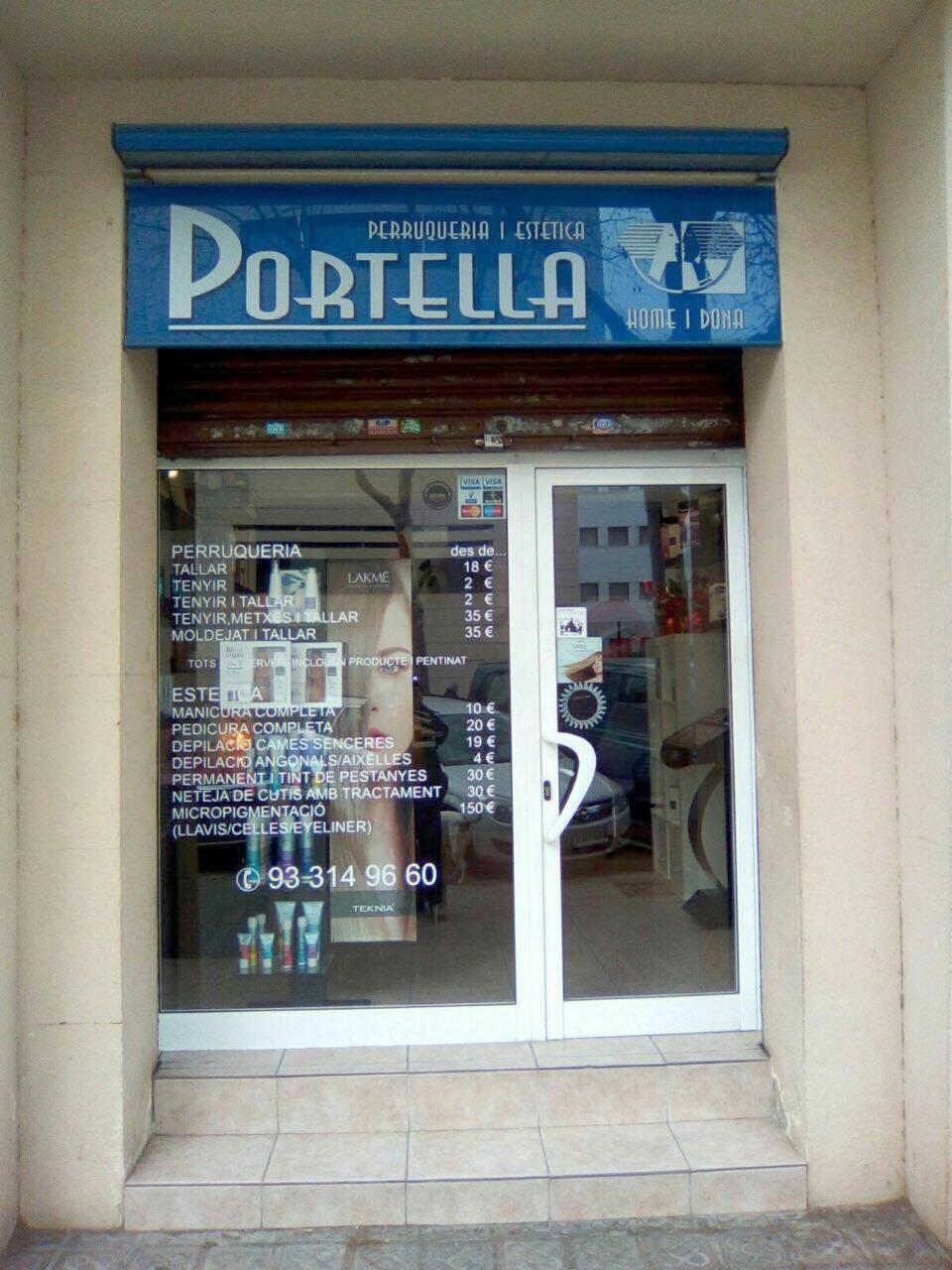 PERRUQUERIA PORTELLA -