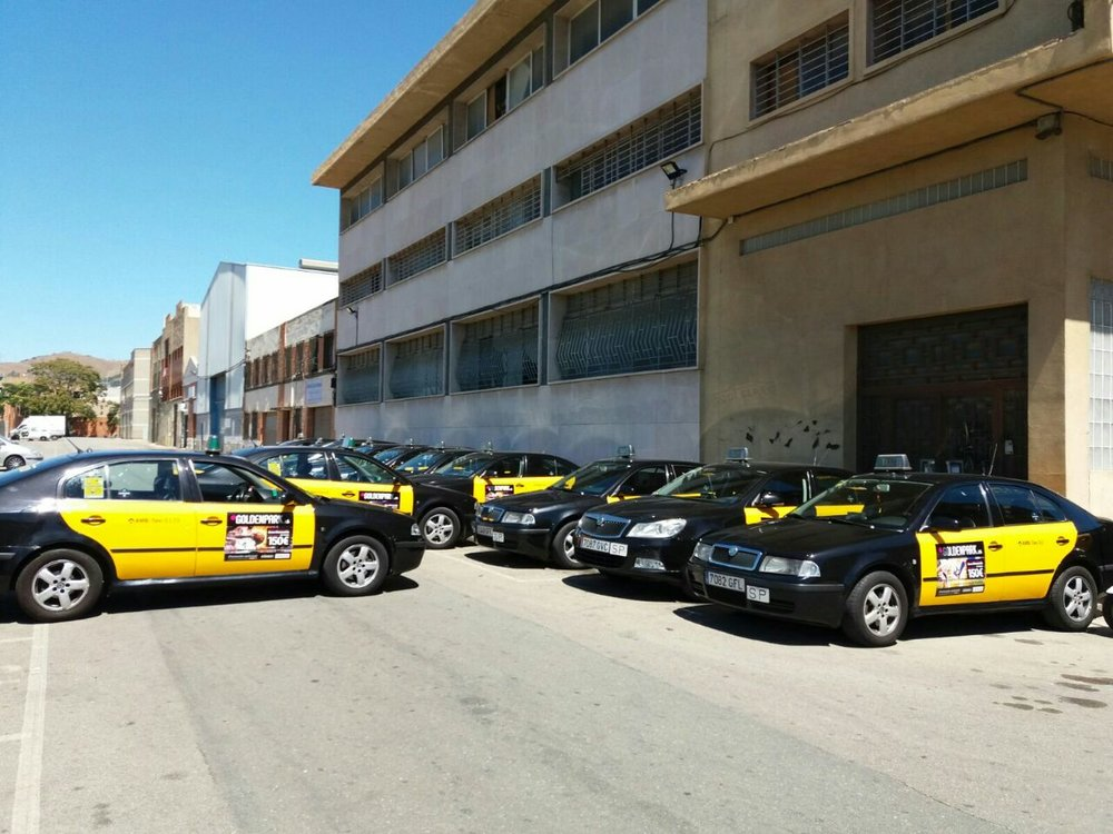 TAXIS BARCELONA  -