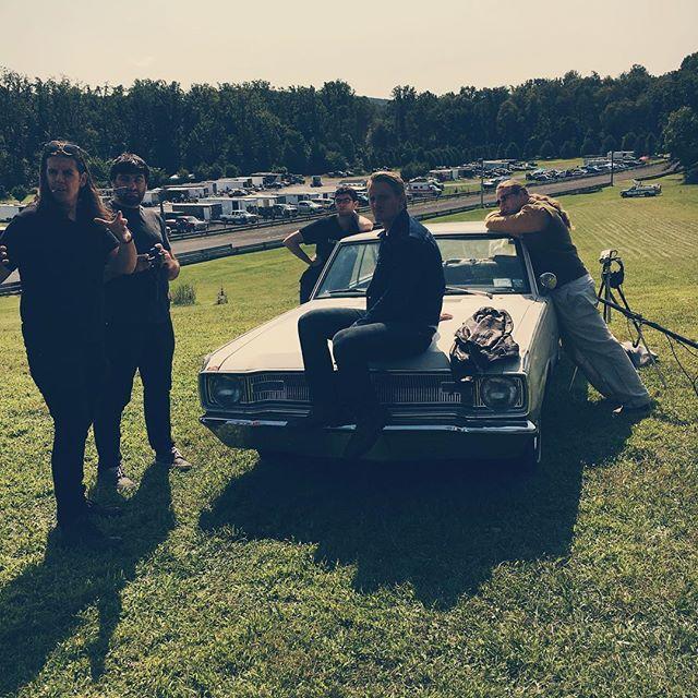 Filming today with @sundaysundaysundayfilm at the south mountain raceway.