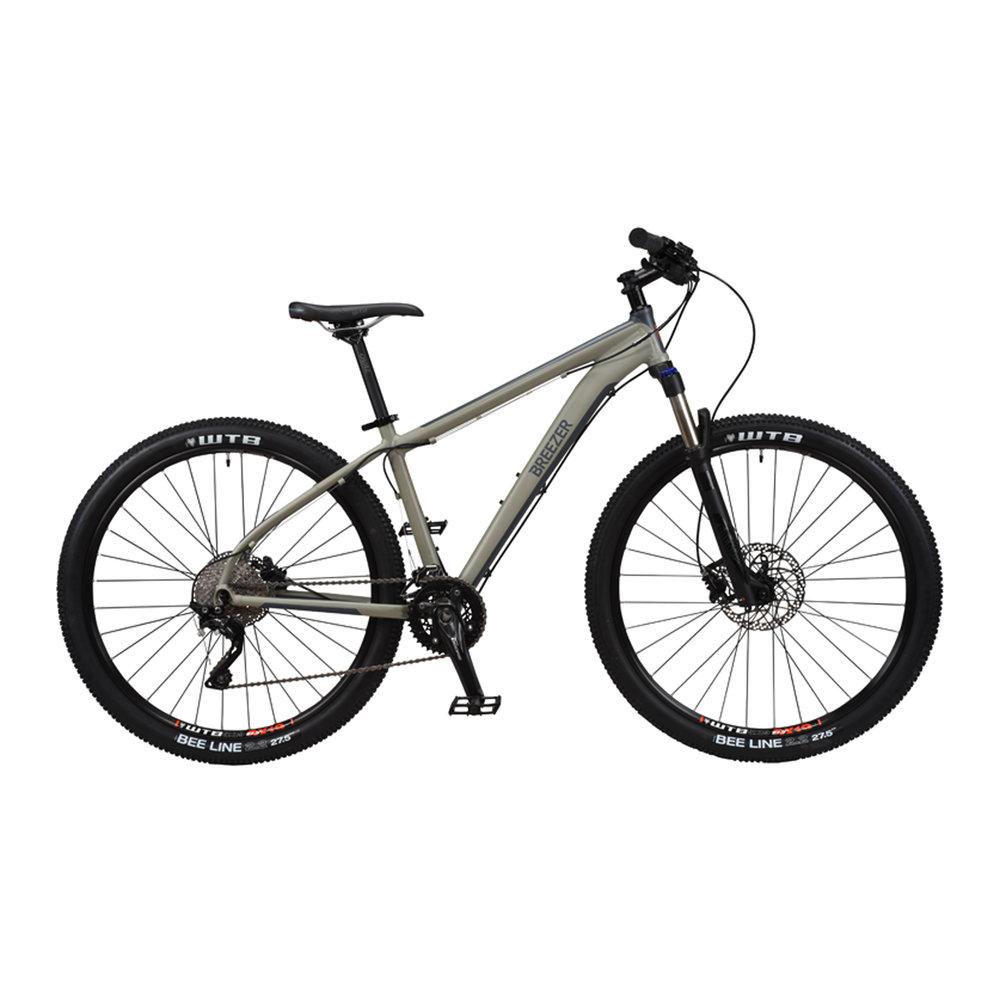 Mountain Bikes -