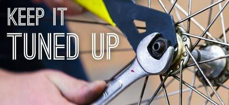 Earth Day Tune-Up with Tangletown Bike Shop