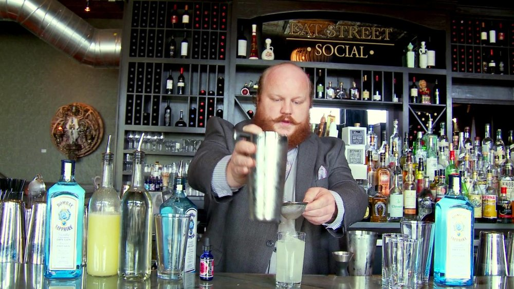 Nick Kossevich of Eat Street Social