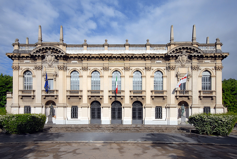 Politecnico of Milan: PhD -