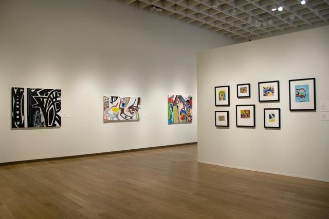 Orlando Museum of Art 2015 - Harold Garde Installation View 10.jpeg