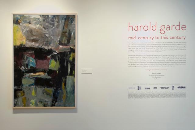 Orlando Museum of Art 2015 - Harold Garde Installation View 02.jpg