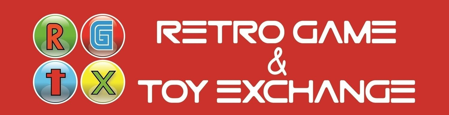 Retro Game & Toy Exchange