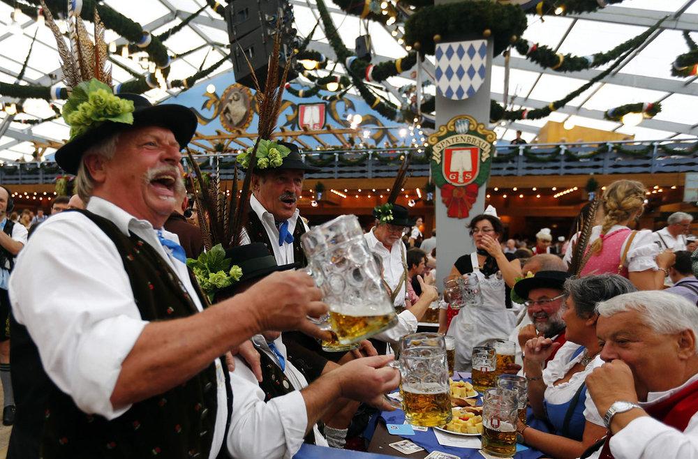 Oktoberfest Munich 2017