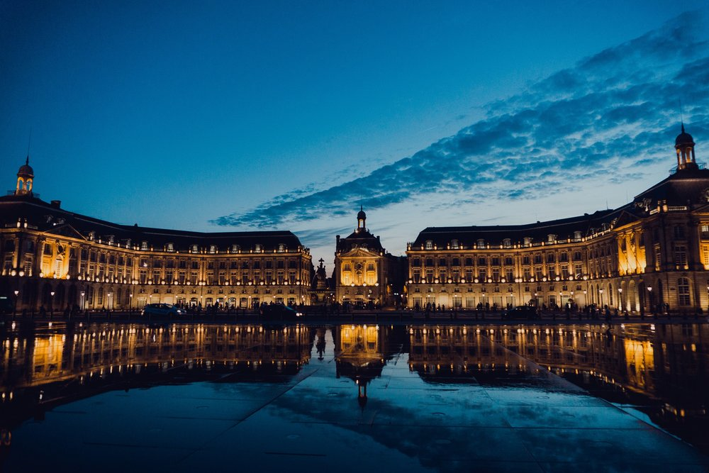 - Bordeaux is a destination for those seeking a glug of culture and a drop of the region's best wine