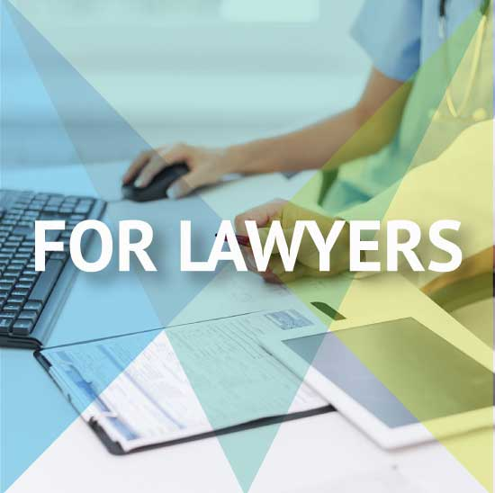 Medical services information for lawyers - independent medical exams, functional capacity testing, workplace injury assessments, motor vehicle accident injury assessments, medical reports and more.