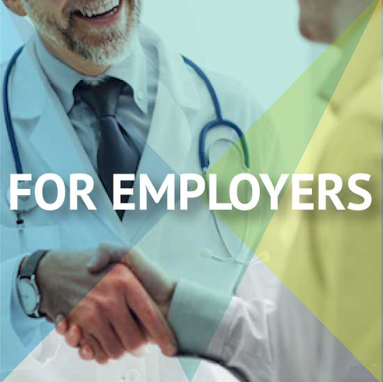 Medical services information for employers - independent medical exams, functional capacity testing, workplace injury assessments, corporate health assessments and more.