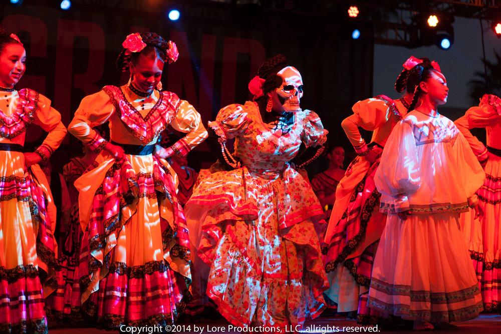 Grandeza Mexicana, Premiere Mexican Folk Ballet Company  www.grandezamexicana.com