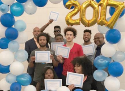 Graduation Celebration - June 2017