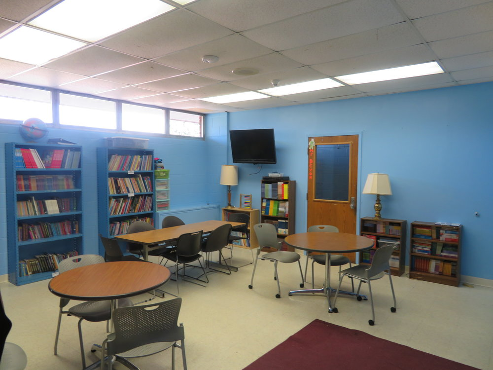 The Learning Center is open for learning!