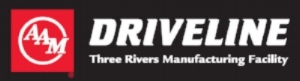 Gold Sponsor -  American Axle & Manufacturing