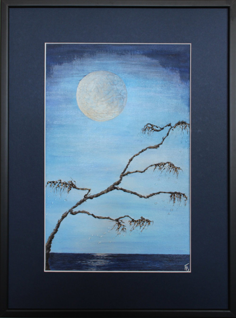 Night blooming - SOLD
