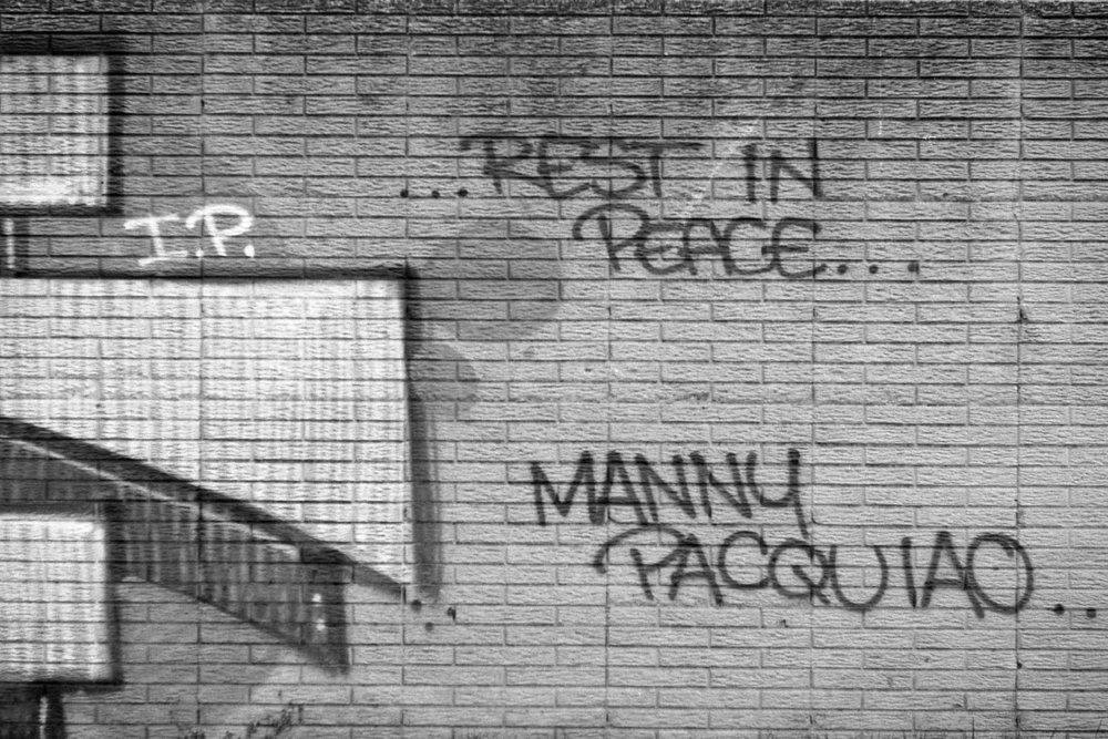 RIP Manny Pacquiao