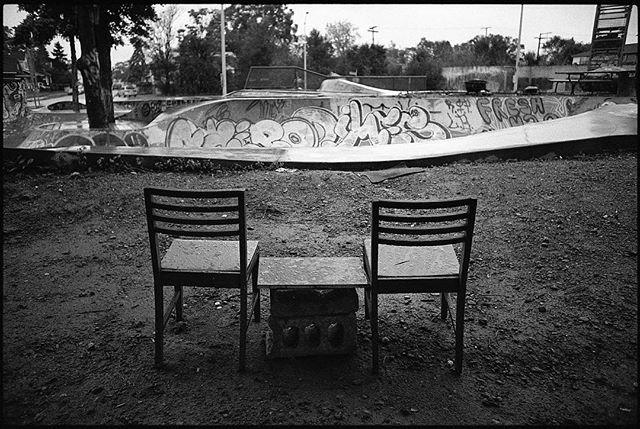 Ride It Sculpture Park. • Nikon F2 Ilford hp5+ • #nikonf2 #ilfordhp5 #ilfordphoto #skatepark #blackandwhite #film #filmisnotdead #filmisalive #filmphotographic #photofilmy #filmphotography #heyfsc #filmcommunity #ishootfilm #believeinfilm #buyfilmnotmegapixels #35mm #35mmfilm #analog #analogphotography #filmcommunity #justgoshoot #staybrokeshootfilm #shotonfilm