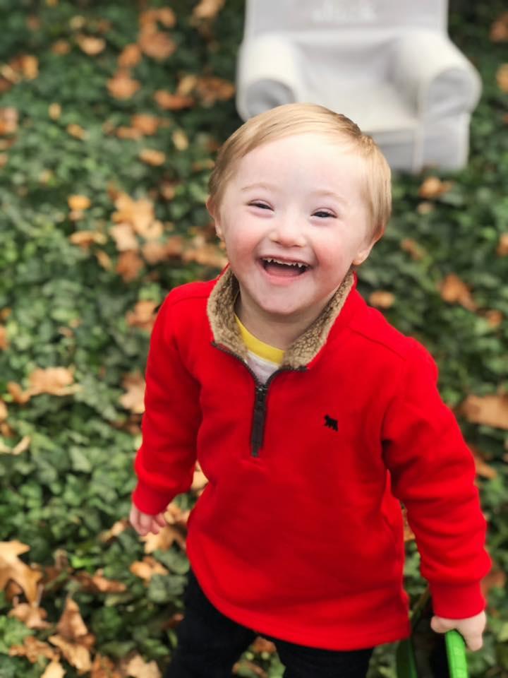 Jack, Mosaic Down syndrome