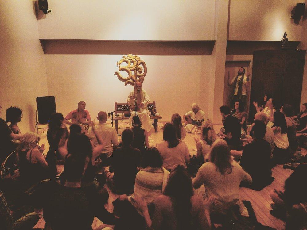 Bhagavan Das Live @ Yoga Desa | Topanga, CA