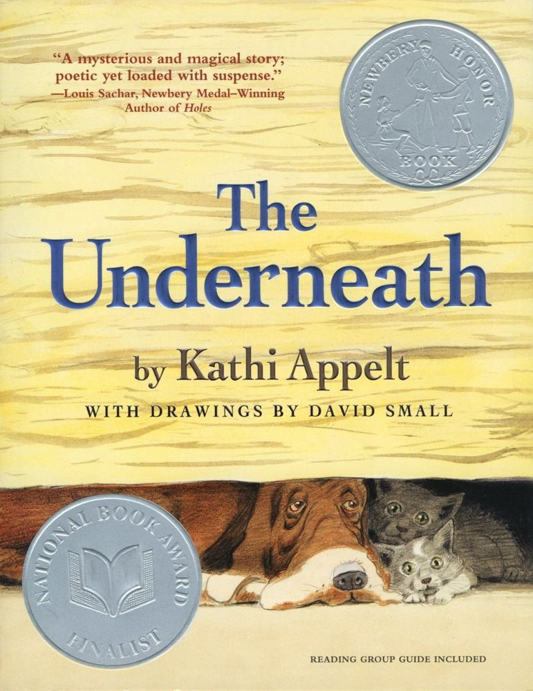 There is nothing lonelier than a cat who has been loved, at least for a while, and then abandoned on the side of the road. - -First sentence of The Underneath by Kathi Appelt