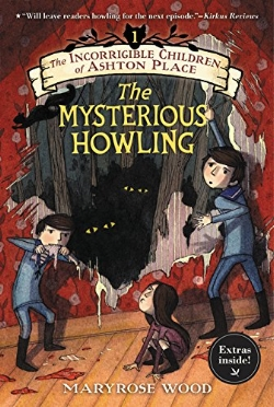 It was not Miss Penelope Lumley's first journey on a train, but it was the first one she had taken alone. - -First sentence of The Mysterious Howling by Maryrose Wood