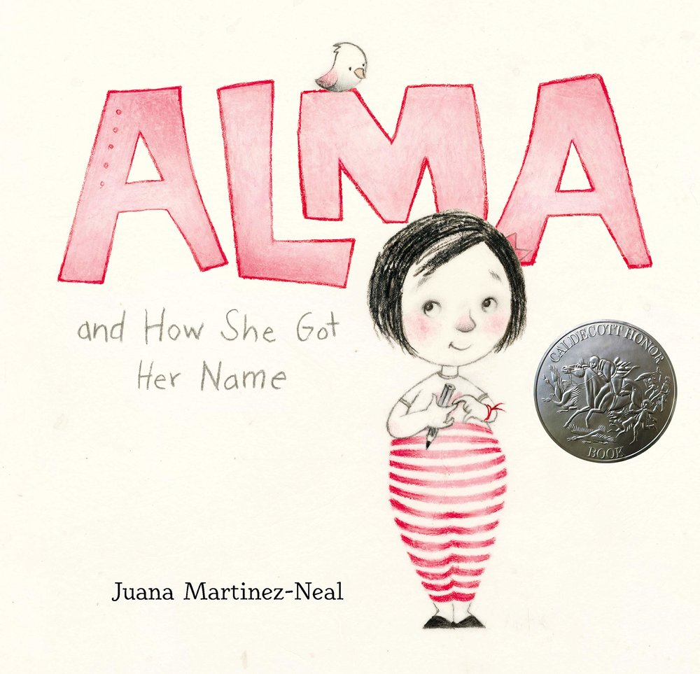 Names are important and the story of Alma's name reveals the gift of a legacy left by the people who go before us. Beautiful illustrations and the sweet story of a little girl with a big name. -