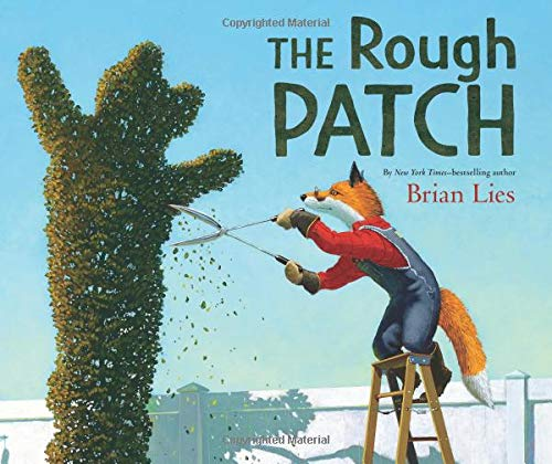 The Rough Patch is a touching story of loss and the grieving process that follows. Well-told through words and illustrations, this book was honored for a reason. -
