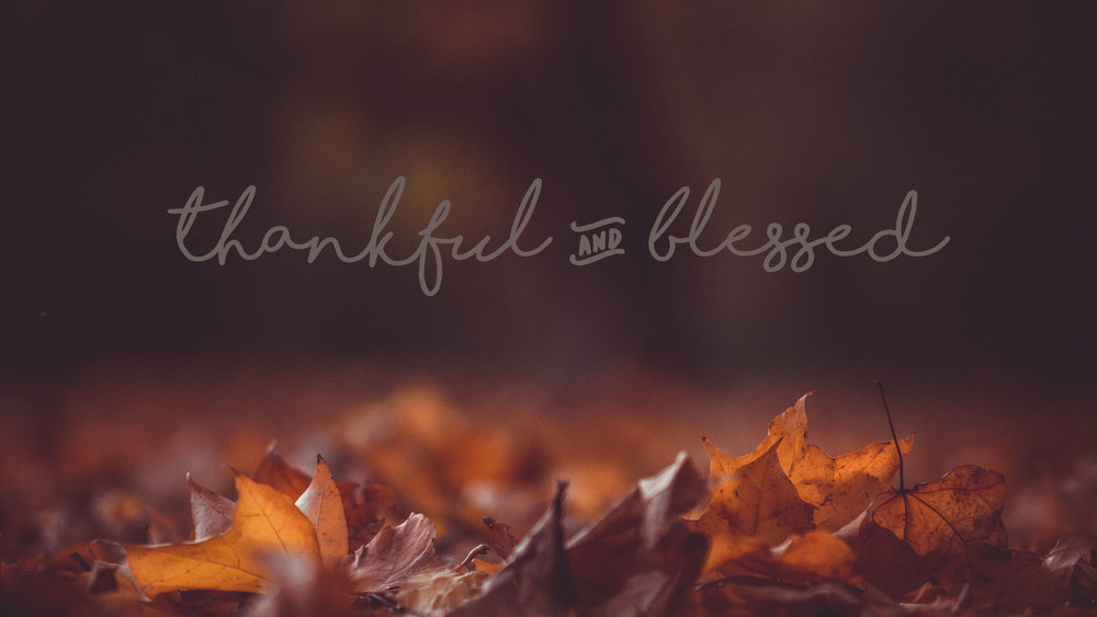 free desktop wallpaper ~ thanksgiving 2017