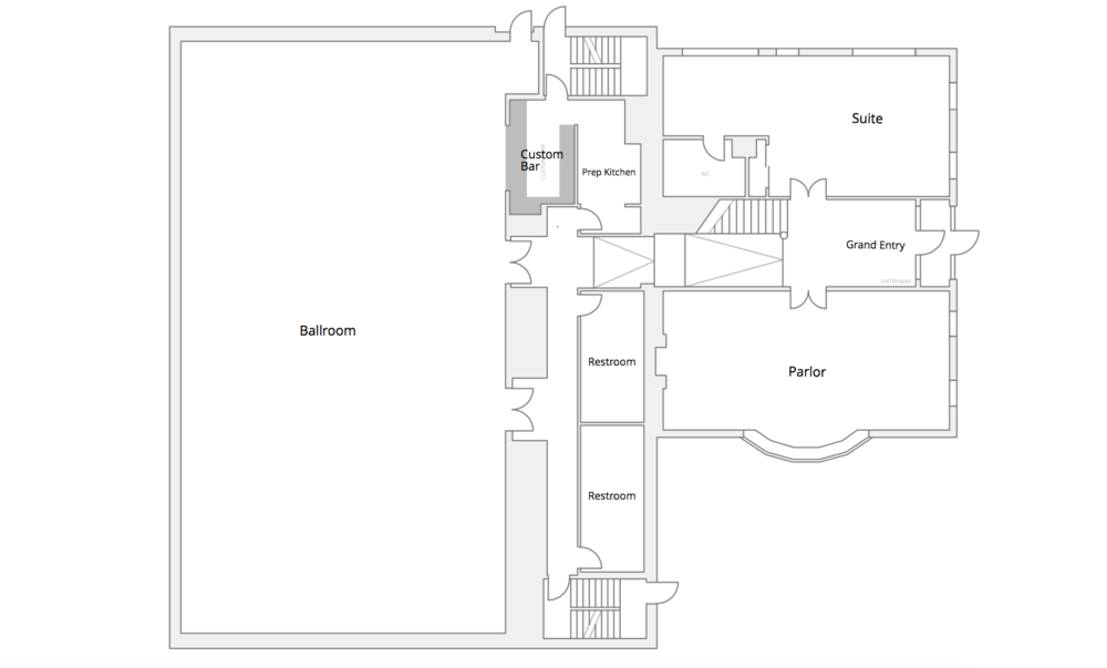 The Blaisdell Minneapolis Floor Plan