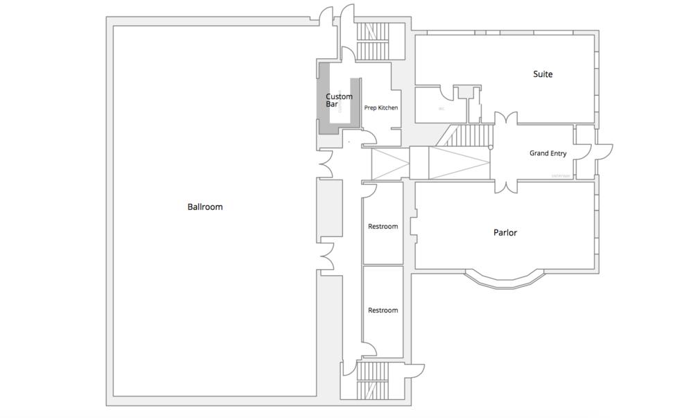 The Blaisdell Minneapolis Floor Plan