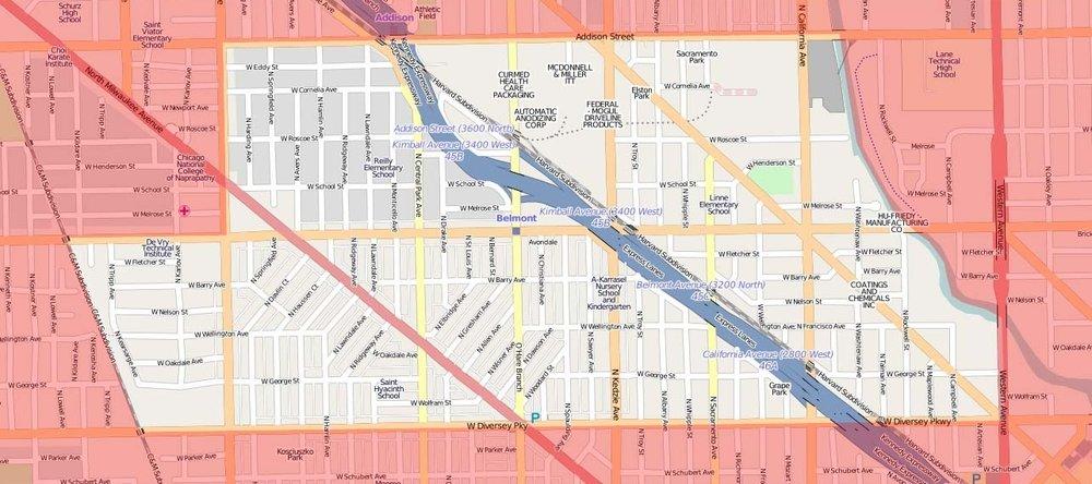 Avondale Map Chicago.JPG