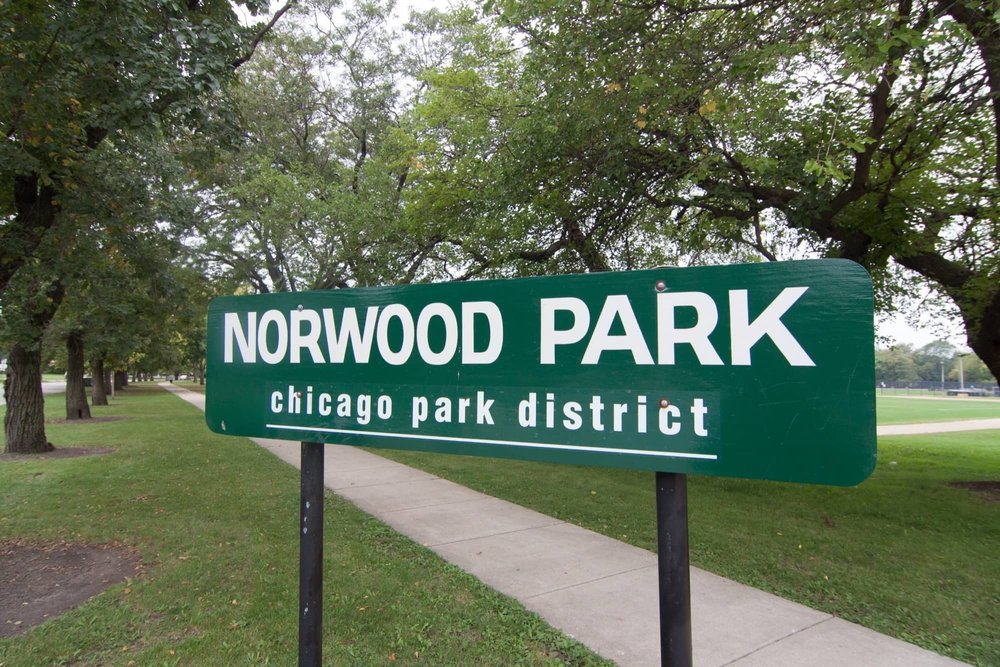 Norwood Park - Norwood Park is the farthest northwest of Chicago's neighborhoods, located 11 miles northwest of downtown Chicago and just minutes to O'Hare Airport. Originally settled in 1830, Norwood Park became incorporated in 1874 and has managed to maintain a suburban feel. Nearly 38,000 Chicagoans live in this community including many Chicago firefighters, police officers and Chicago Public School employees, who are all required to live within the city limits.